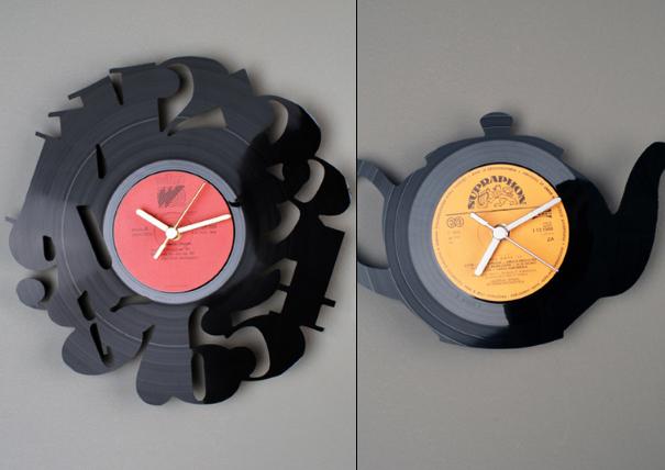 Часы своими руками в фото