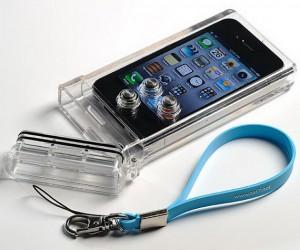 Scuba Case1 300x250 Водонепроницаемый чехол для iPhone 4