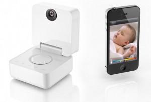 smart baby monitor 300x202 Самая умная в мире видеоняня