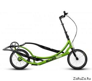 elliptiGO 300x266 Элиптический велосипед