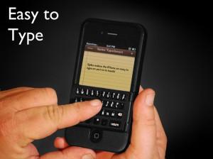 Spike 300x224 Клавиатура для iPhone