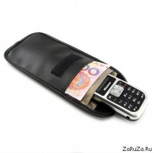 mobiele telefoon blokeer tasje 300x298 Блокиратор сигнала