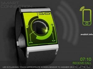 smart connWatch 01 300x223 Очередной концепт необычных часов
